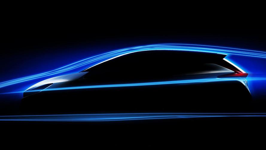 Újabb fotón látható a következő-generációs Nissan Leaf
