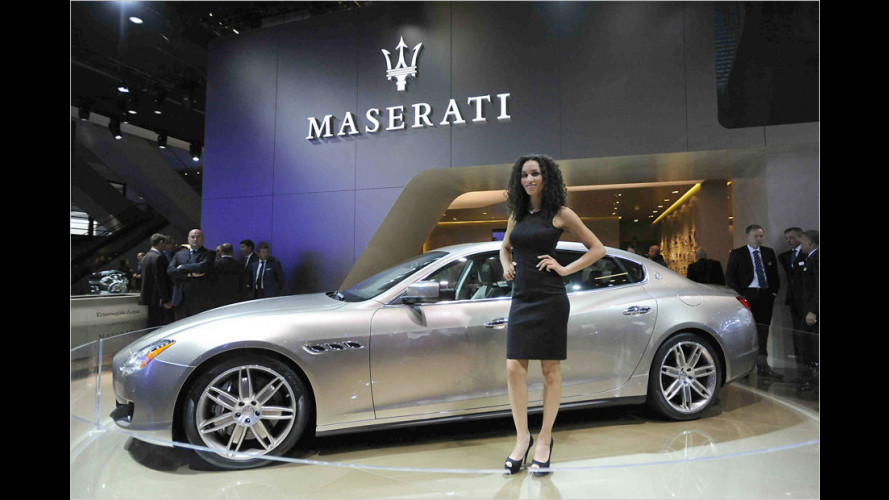 Maserati: Jetzt dieselts hinterm Dreizack