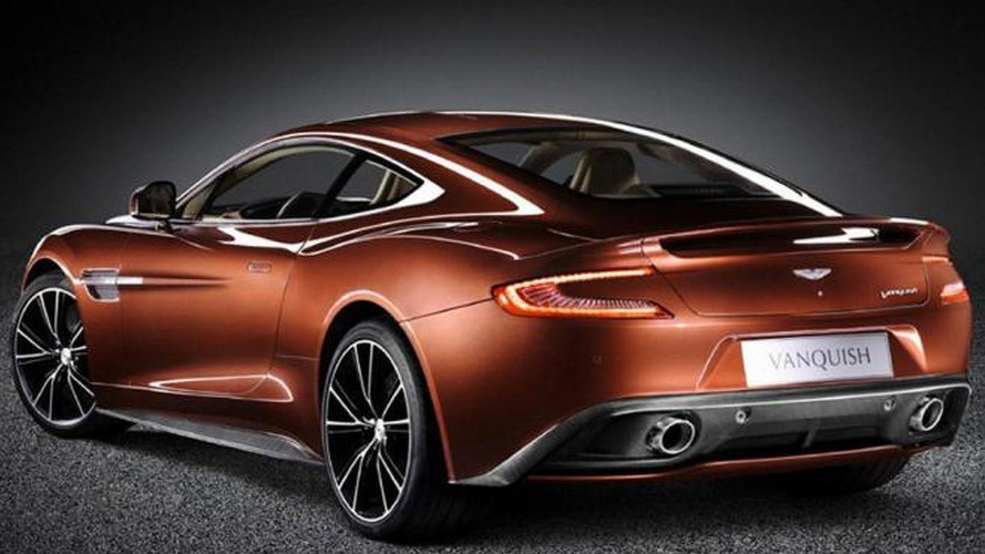 Aston Martin showcases AM 310 Vanquish in promo clip