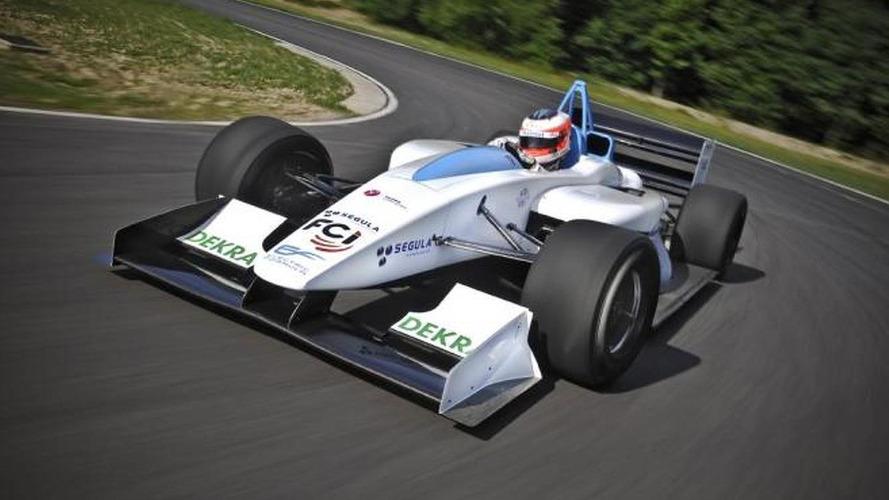 McLaren to supply motors for electric series