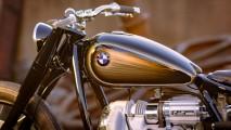 BMW R5 Hommage motosiklet konsepti süperşarjlı motorla tanıtıldı