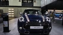 Mini 3 portes 2017 Mondial de l'Automobile