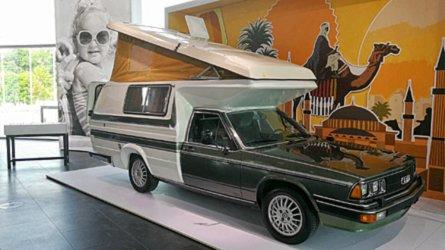 Sommer, Auto, Urlaub: Neue Oldtimer-Ausstellung bei Audi