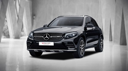 New car offer - Mercedes-Benz GLC SUV - Save over 20%