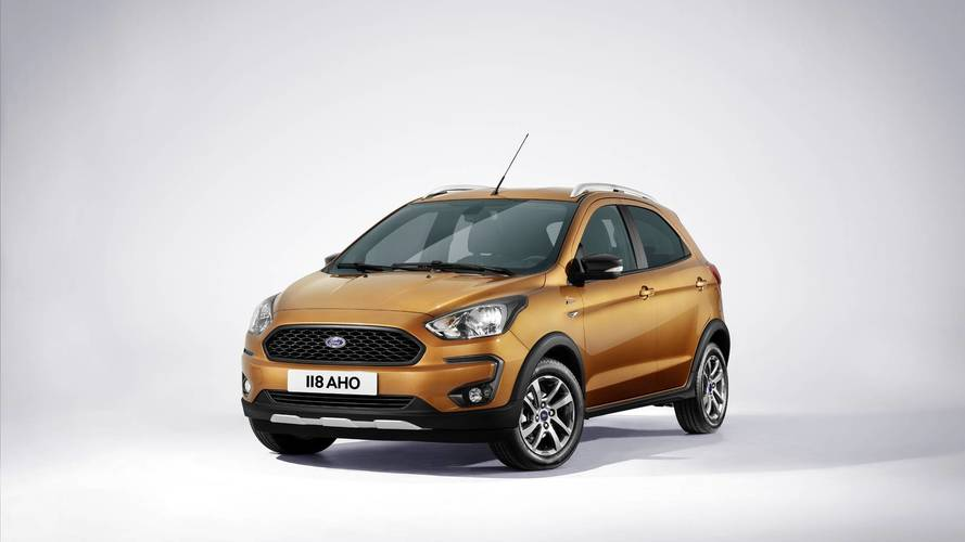 Ford toughens up Ka+ with new Active model