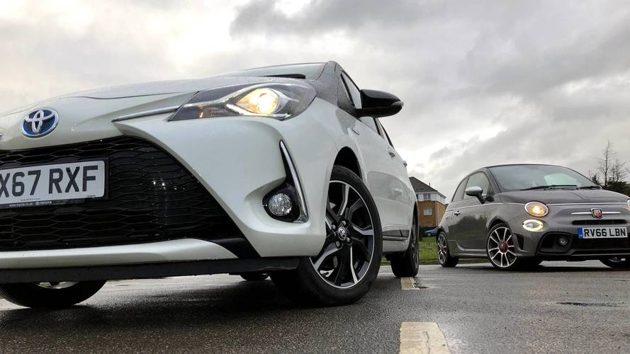 Toyota Yaris Hybrid: Living with it