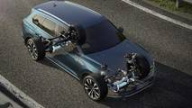 2019 VW Touareg - Electromechanical anti-roll bars