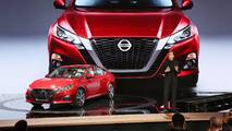 2019 Nissan Altima: New York