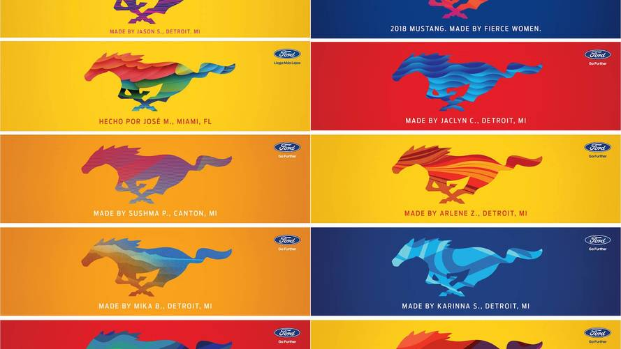 Ford Wants You To Create Your Own Personalized Mustang Badge