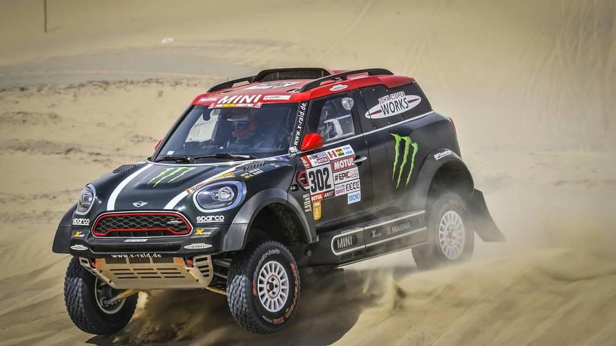 Dakar 2018 - Pas de fracture pour Nani Roma après son crash