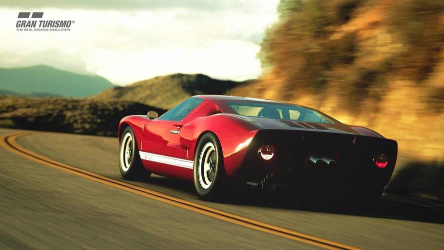 Les Ford GT40, BMW M3 E30 et 11 autres autos dans Gran Turismo Sport