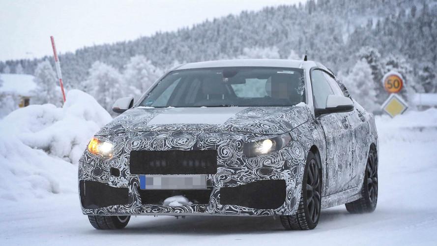 Erwischt: BMW 2er Gran Coupé