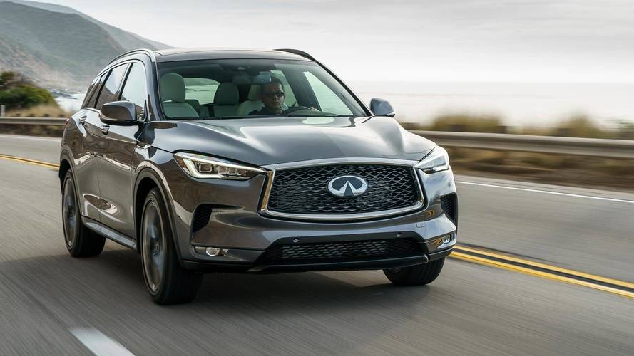 2019 Infiniti QX50 First Drive: Not Your Everyday SUV