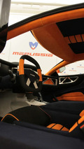 EMM Marussia debut 2008