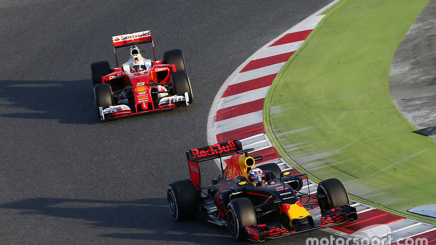 Drivers against new F1 qualifying system