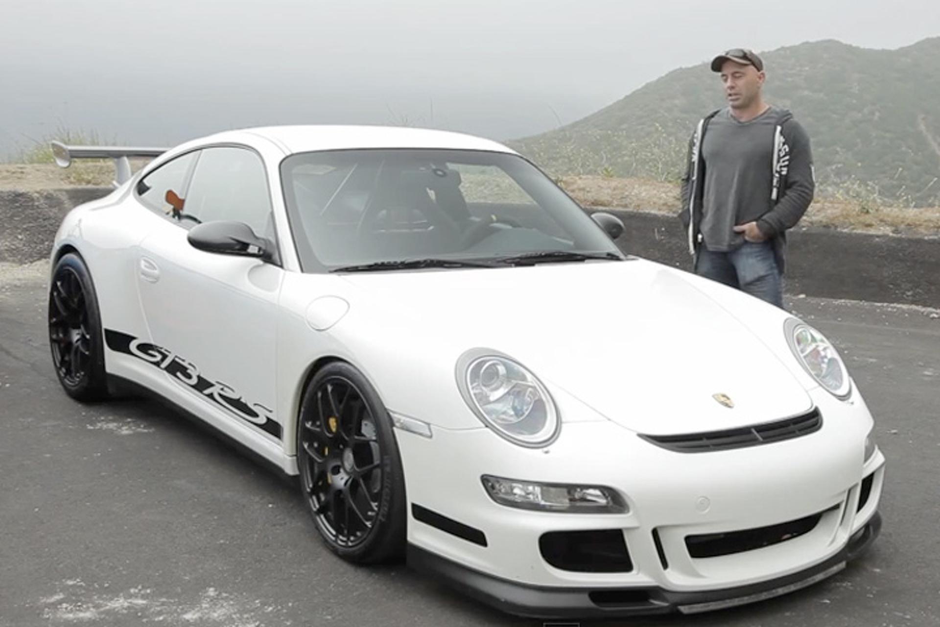 Joe Rogan's Sharkwerks Porsche GT3 RS is a 500HP Great White [Video]