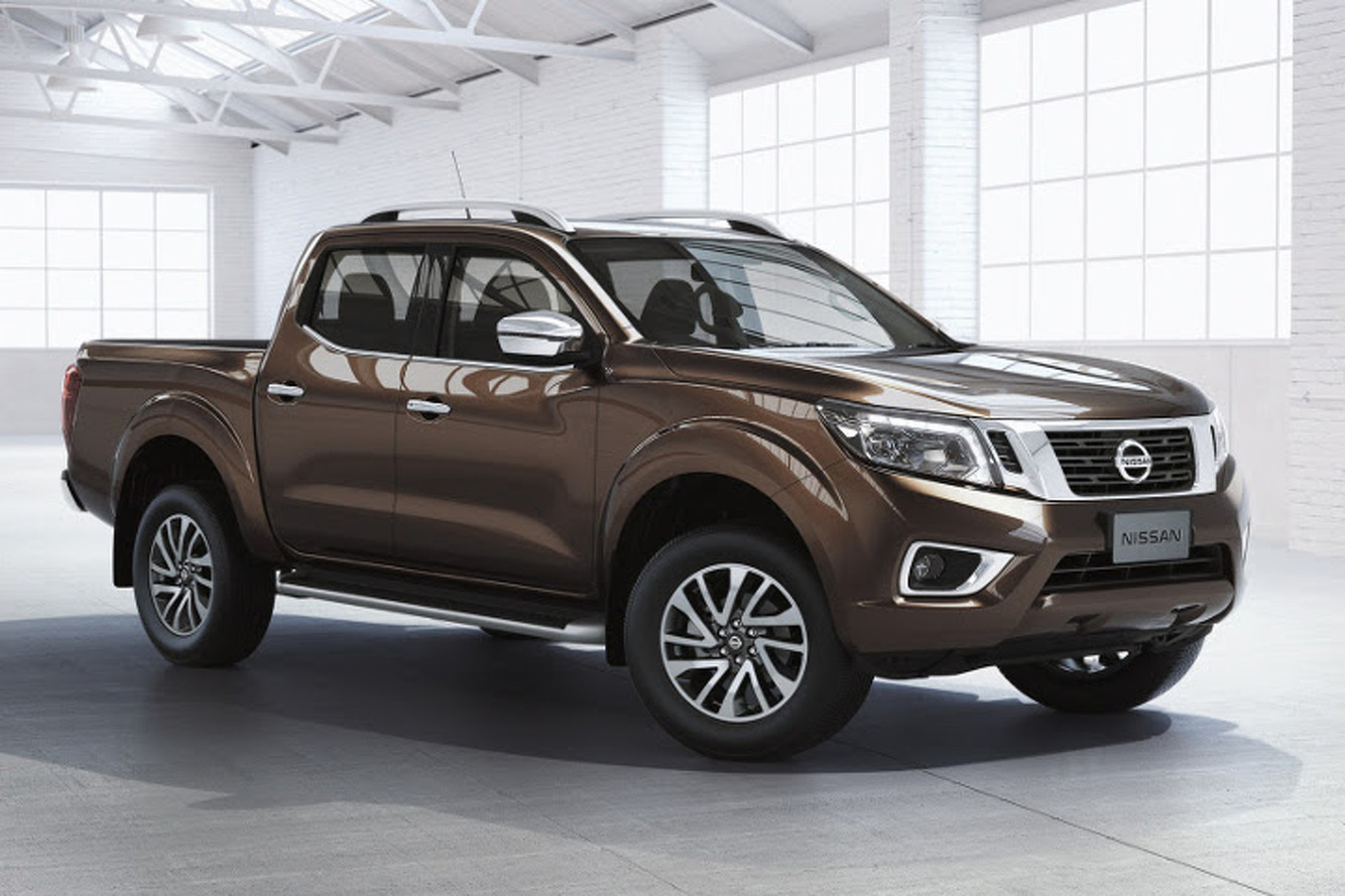 More Details Emerge on Mercedes-Benz 'X-Class' Pickup Truck