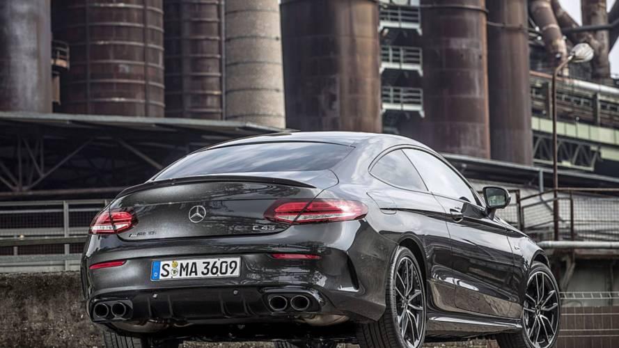 Essai Mercedes-AMG C 43 (2018)