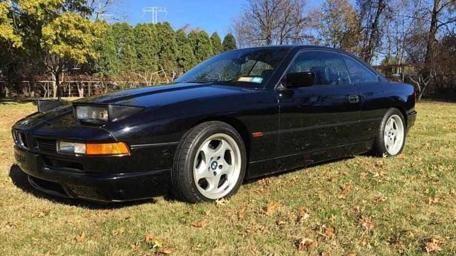 BMW 850 CSi de 1994