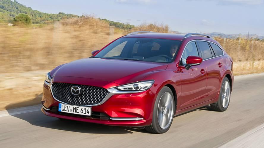Der neue Mazda 6 im Test