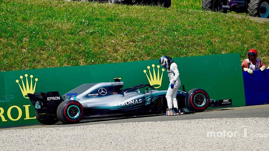 Mercedes Checks For Unknown Gremlins After Double Failure