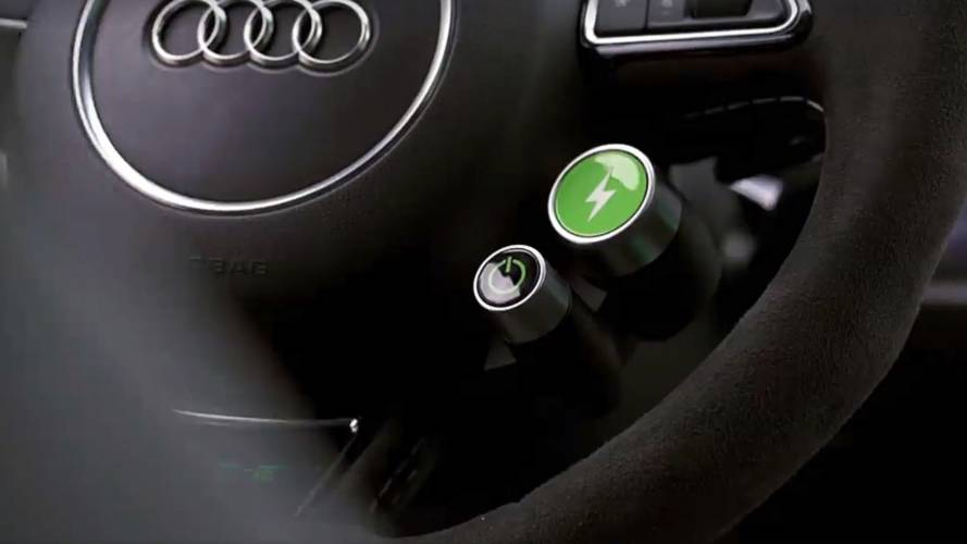 Audi RS6-E Avant - Une version hybride de 1000 ch ?