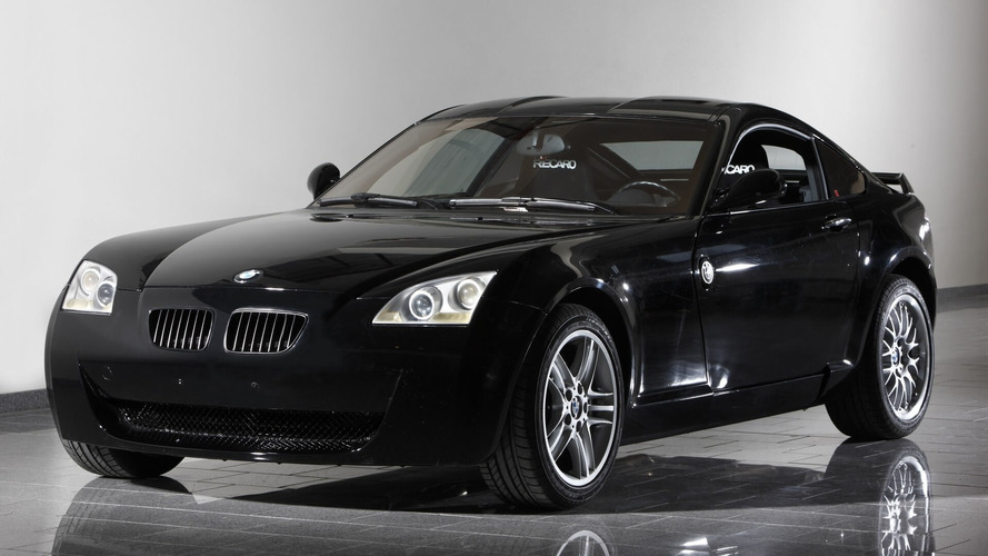 2001 BMW Z29: Concept We Forgot