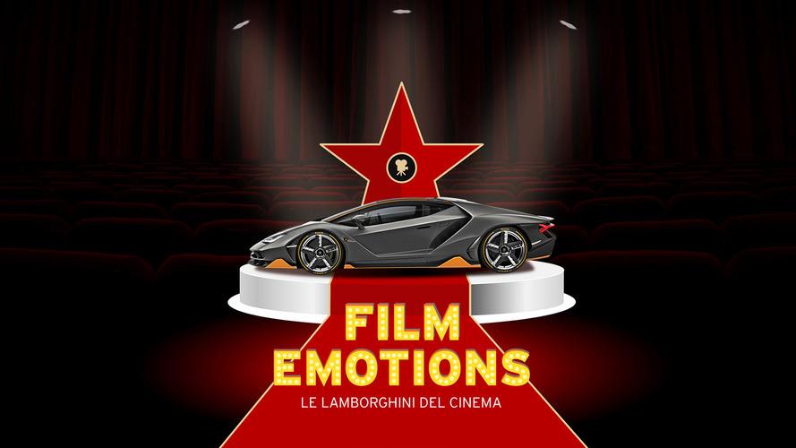 Los 10 Lamborghini más famosos de la historia del cine