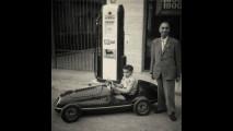 Vittorio Stanguellini con il figlio Franscesco