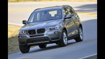 BMW X3 xDrive20d - TEST