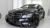 Expression Motorsport introduces a wide body kit for the Mercedes C-Class Coupe