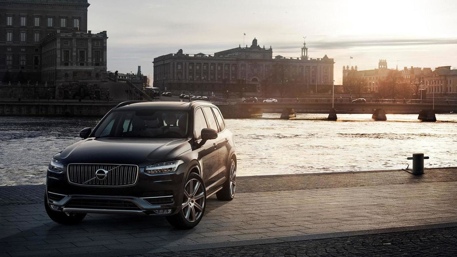More luxurious Volvo XC90 heading to Auto Shanghai 2015