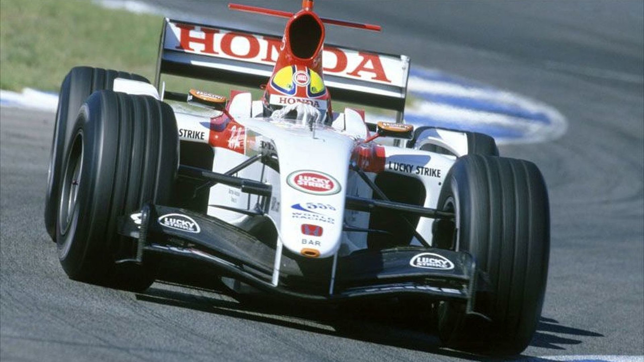 Honda BAR F1