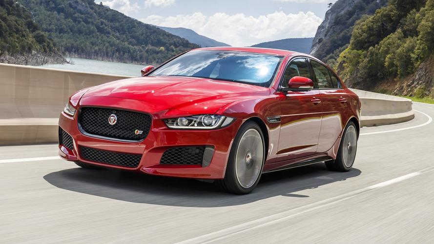 Jaguar 500 bg'lik bir XE SVR üretebilir