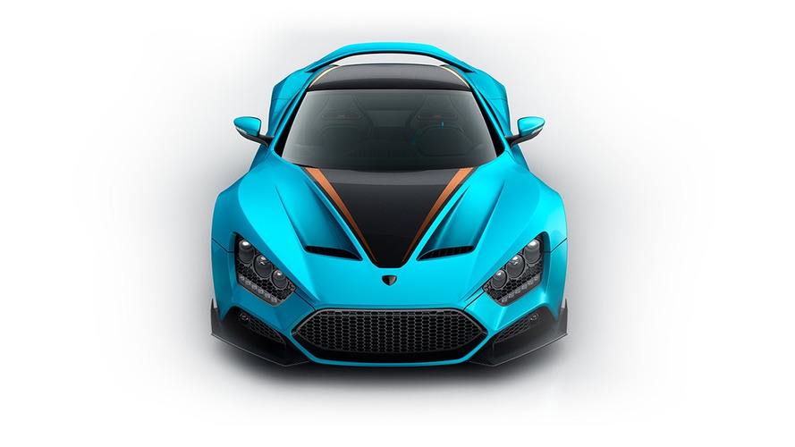 Geneva-bound Zenvo TS1 GT packs 1,163 hp