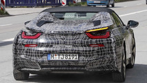 2018 BMW i8 Roadster new spy photos
