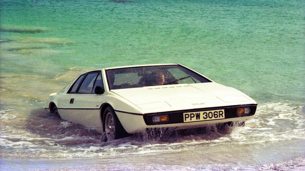 Lotus Esprit, The Spy Who Loved Me