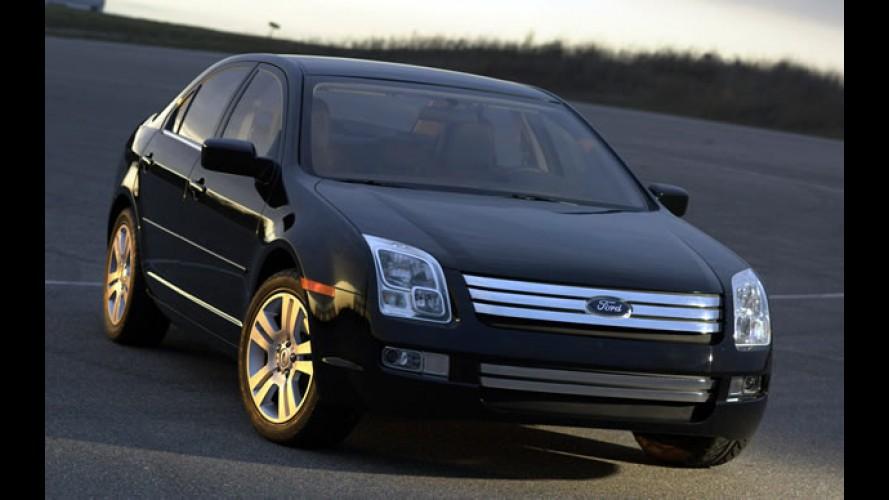 Simulação: Seguro AutoFácil para Ford Fusion 2008 custa apenas R$ 99,90 mensais