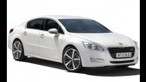 Este é o novo Peugeot 508 2011 - Detalhes e imagens oficiais em alta resolução