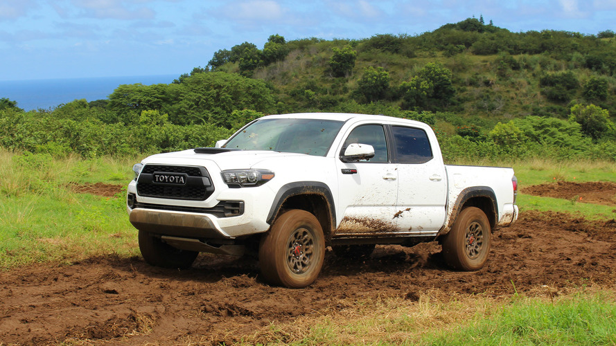 Toyota Confirms It's Considering Hybrid Pickup Truck