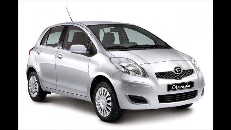 Trotz Rückzug: Daihatsu bringt einen neuen Charade