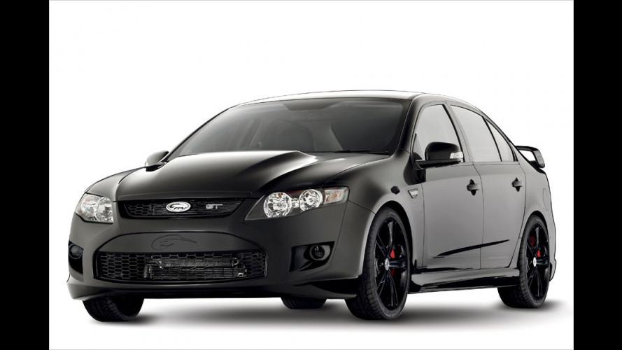 Schwarz auf Schwarz: FPV GT Black