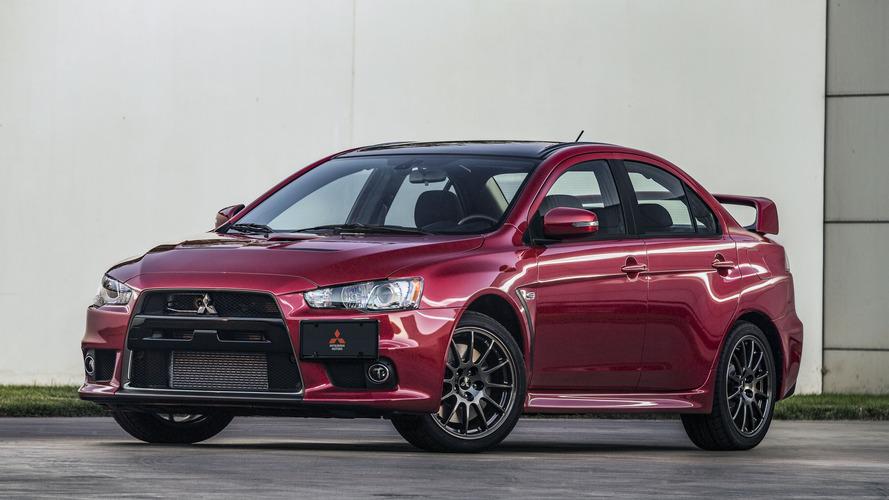 Yeni bir Mitsubishi Evo için umut var
