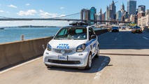 Smart ForTwo 2017 NYPD