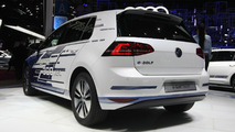Volkswagen e-Golf Touch 2016 Mondial de l'Automobile