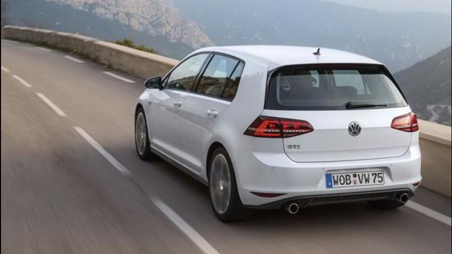 Nuova Volkswagen Golf GTI 2013: i prezzi