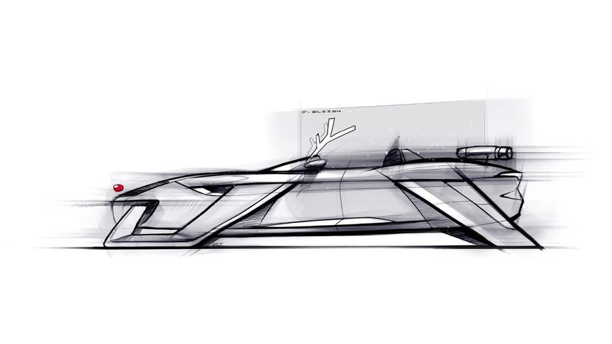 Jaguar F-Sleigh unveiled for Christmas