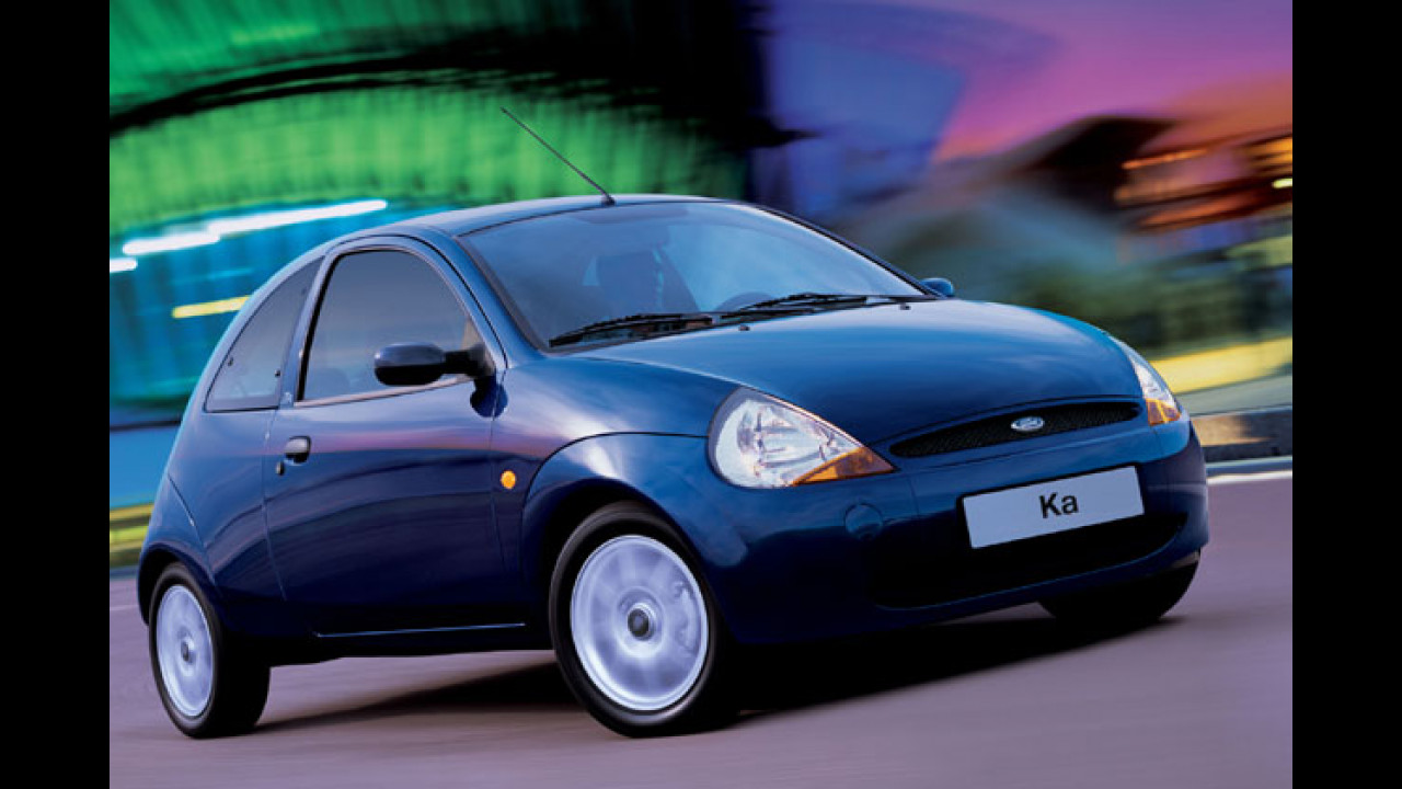 Ford-Sondermodelle