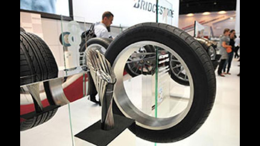 Anche per Bridgestone il futuro è ecosostenibile