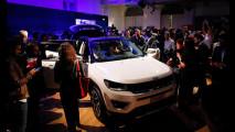 Nuova Jeep Compass, battesimo italiano al Salone del Mobile